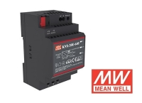 The first Mean Well power supply, compatible with KNX