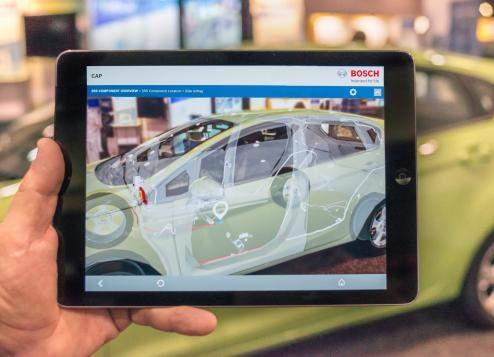 BoschzaprezentujeinteligentnerozwiązaniadlawarsztatównatargachAutomechanika2016