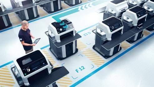 Boschwrazzmiędzynarodowymipartneramiopracowujenowymodułowysystemprodukcji