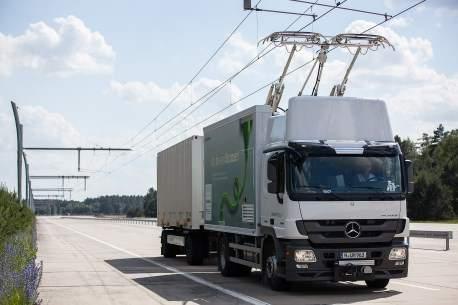 ElektrifikovanádálnicevNěmecku
